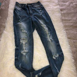 Aphrodite Distressed Jeans